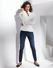 Push-up-Jeans MADELEINE. : Heine